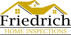 The Friedrich Home Inspections logo